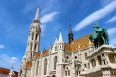 Matthias Church, Buda side