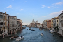 From the Rialto Bridge